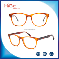 Acetate optical frame spectacle best selling handcraft wholesale Italy designer