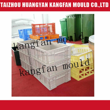 Hot used plastic injection Commodity Mold /crate Mould