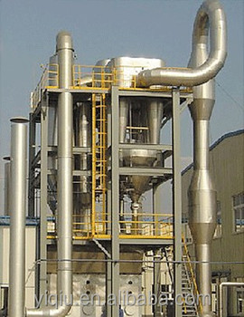 the stainless steel construction industry Calcium phosphate slurry spray dryer