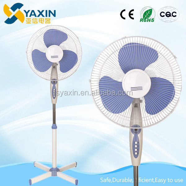 16 INCH hot sell electric Air Cooling Fan stand fan YX-1638