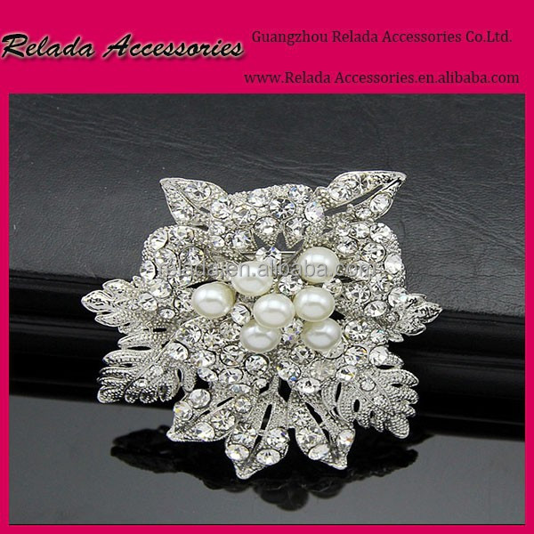 Classical Rhinestone Shoe Clip Ornament for high heel lady women shoes accessories crystal clips RLD0017RSC