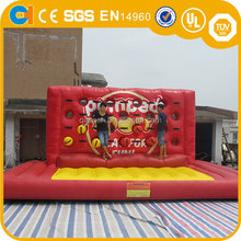 Outdoor boxing game inflatables , inflatable boxing ring game , inflatable bouncy boxing play games