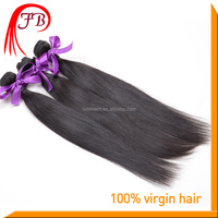 Fashionable Hair Body Wave 16 inches straight indian remy hair extensions straight brazilian hair
