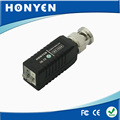 press-fit design single channel passive video balun HY-102A