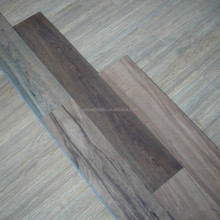 Luxury Wood Grain Vinyl Floorings Planks with Click