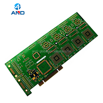 pcb assemblies led OEM PCBA manufacturer for Telecom products 2layer