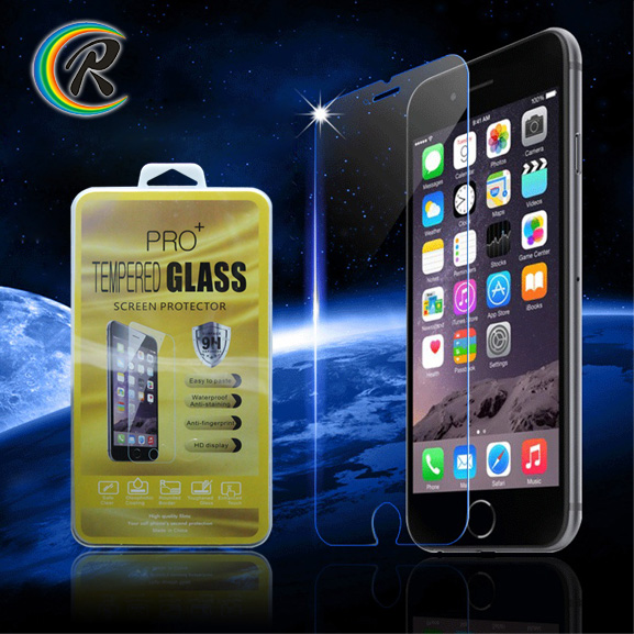 smart phones screen protector with design for iPhone 7 protector skin film
