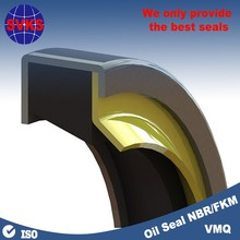 Construction Machinery hydraulic FKM TC TG oil seal