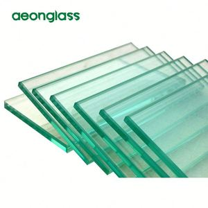 1.1mm clear float glass price factories in China