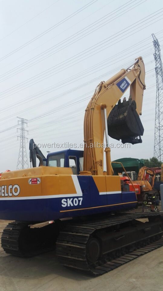 very good kobelco sk07 used japanese excavator cheap discount for sale .