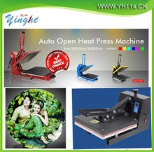 china high quality 8 combo 1 personalized thermal transfer machine for pillow T-shirt, plate, mug, cup