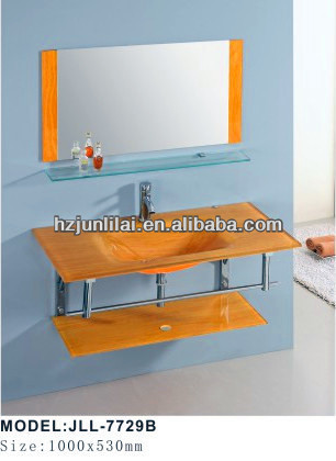 glass washbasin design