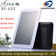 High quality Android 4.4 Shenzhen A33 tablet 5.0 capactive super touch pad tablet