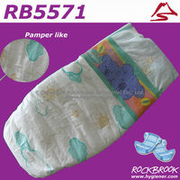 Magic front tape pampas baby, baby diapers