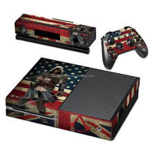custom vinyl Games console skin sticker free skins for xBox one