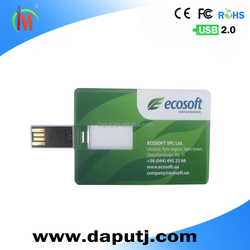 Encryption business usb flash drive ,water proof usb card drive
