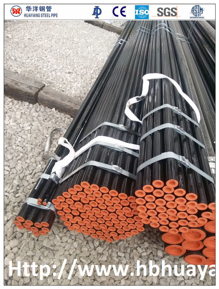 Hot sale erw steel pipe raw material low price 45#carbon steel material