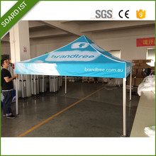 cheap custom printed canopy tent,fire proof fabric shelter tent