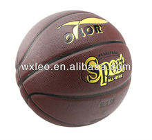 High quality PVC material basketball,custom size 7 basketball,indoor/outdoor basketball