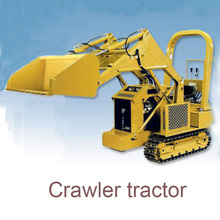 mini garden farm earthmoving compact crawler tractor machine with front end loader for sale