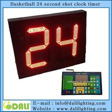 led electronic digit shot clock timer basketball
