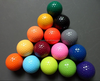 custom color golf ball orange golf balls yellow golf balls