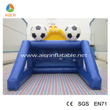 football throwing games,inflatable water football pitch