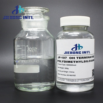 Hot Selling /Methyl RTV 107/ Oh Polymer Silicone/Oh Polymer 107/PDMS-OH/Rubber Auxiliary/CAS:70131-67-8