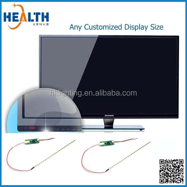 high bright 12v led backlight lcd tv parts for sale panels