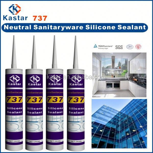 Glass Panel Silicone Sealant
