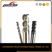 Carbide Cutting Tools Solid Carbide Corner Radius End Mills