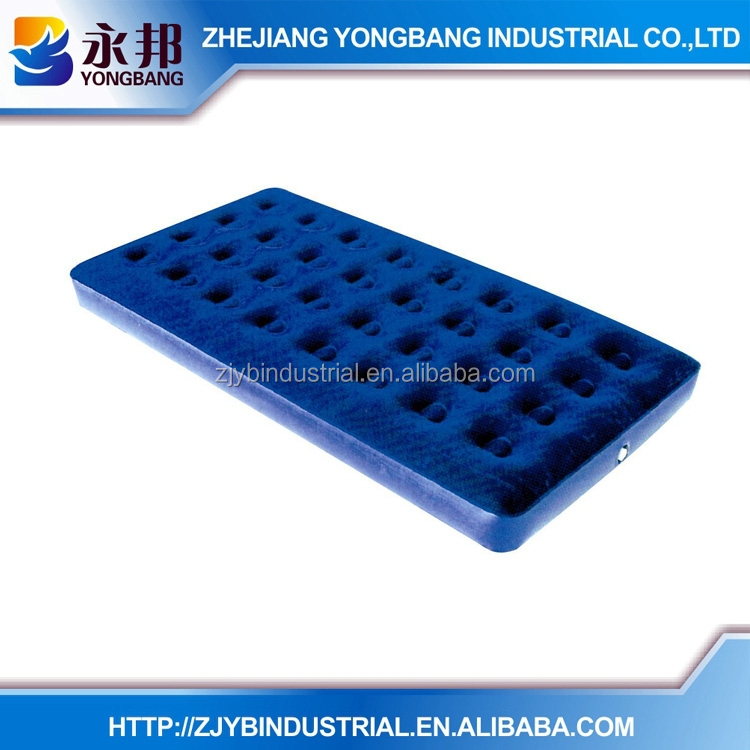 YONGBANG Air Bed Mattress YB-SR72 32 Coils Single Plastic Inflatable Mattress