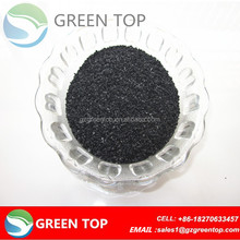 MSG refined activated carbon,coconut based granular charcoal activated