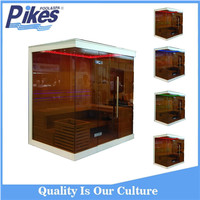 One person portable steam sauna room for home far infrared sauna room