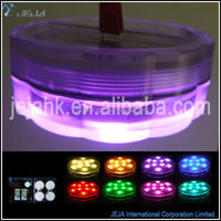 Home decoration small multicolor waterproof led lamp