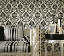 sitting room wallpaper flocked home decoration wallpaper bf hartie de perete