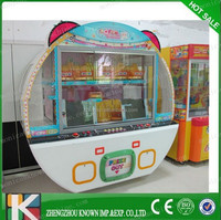 2*17 LCD amusement gift prize vending game machine