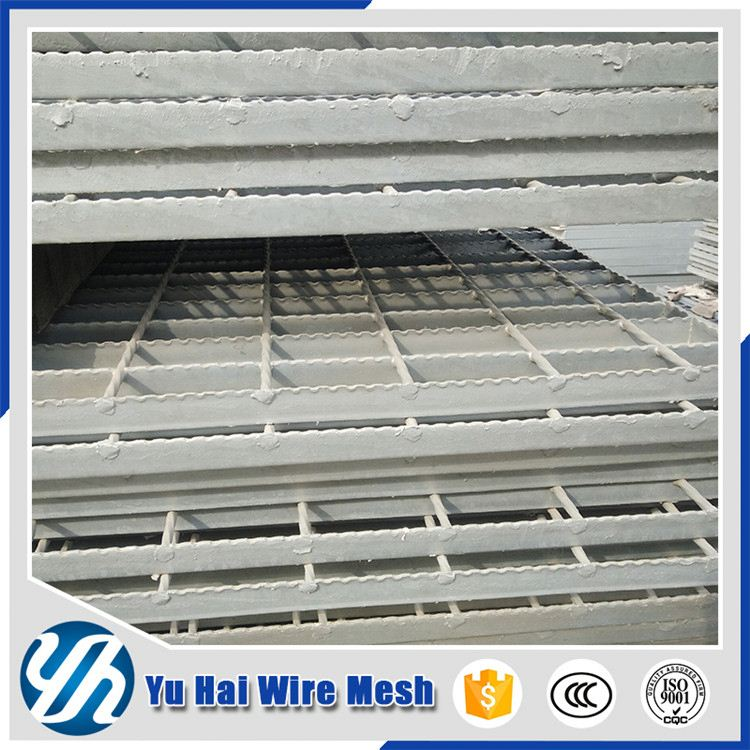 Road Drainage Security Strucural Light-Duty Welded Stainless Steel Grating