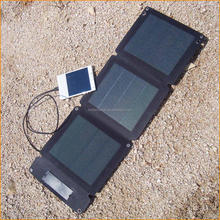 Portable solar battery charger for digit battery, camera battery, radio battery when outdoor