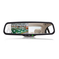 4.3 inch rearview mirror auto-adjusting high brightness car rearview mirror