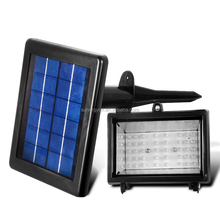 BST-08 45 pcs LED solar flood light house garden outdoor flood light 3W solar panel 4000Mah battery