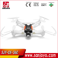 Cheerson CX-36C 2.4G 4CH 6 Axis Gyro Mini RC Drone Quadcopter Kit with WIFI 2MP Camera