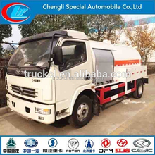 Hot sale in Nigeria 5000liters gas refilling truck mobile cooking cylinder refilling truck LPG gas delivery truck