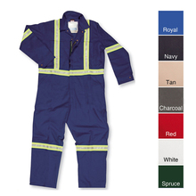 Mens coverall work Uniform workwear