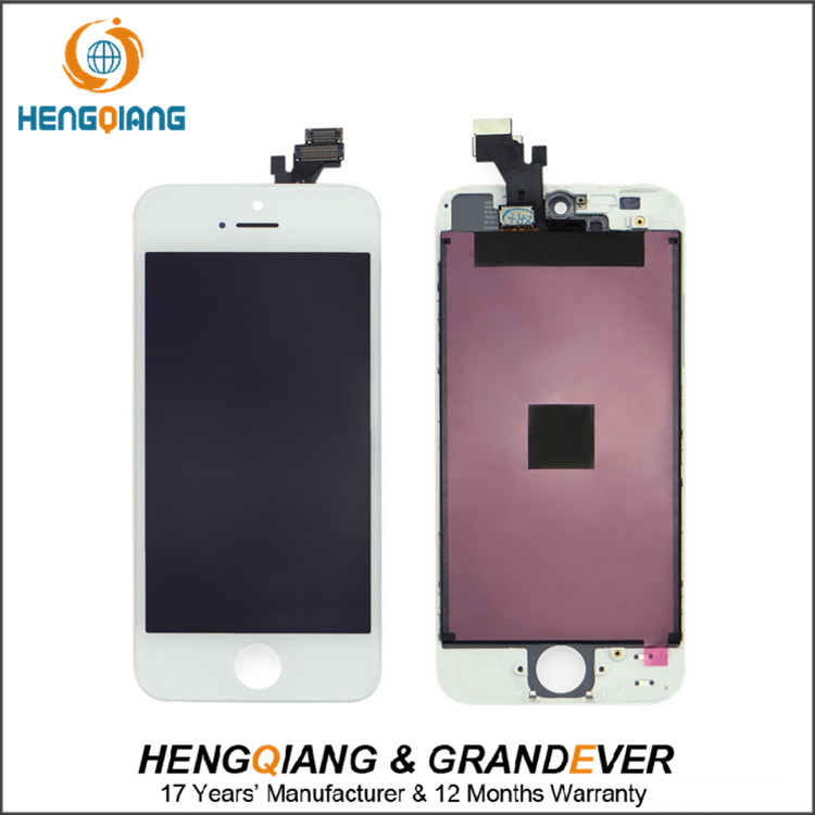 Factory Price Cell Phone Touch Screen For iPhone 5 LCD