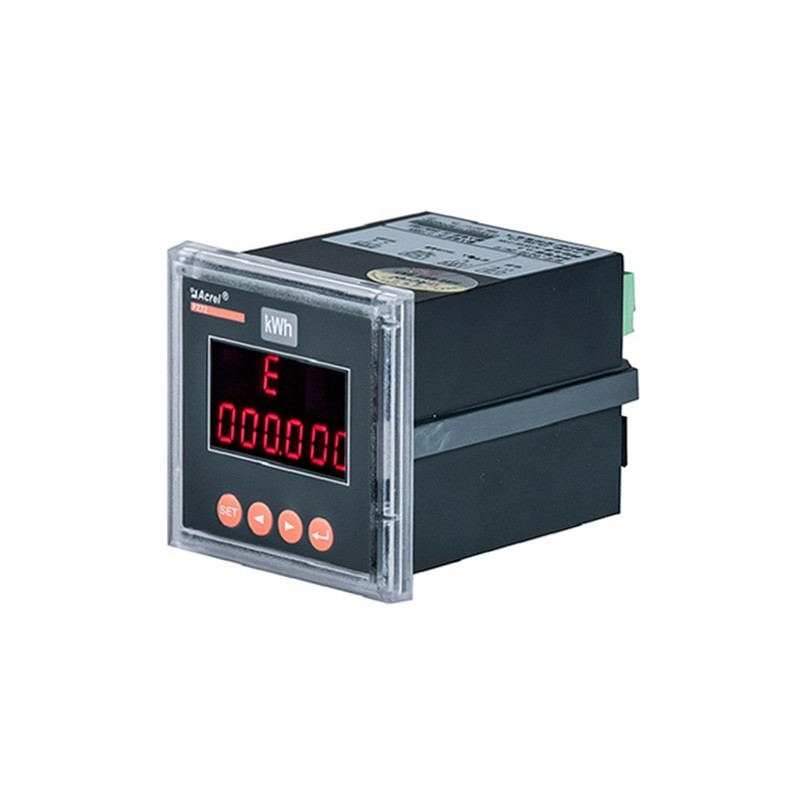 ACREL 72*72mm dc energy <strong>meter</strong> with modbus voltage 0-1000V current 0-9999A PZ72-DE/Cinput 75mV 4-20mA 5V power supply 24V 48V