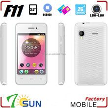 distributor F11 china cheapest 3g android phone mobile