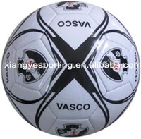 size 1 mini PVC soccer ball/football