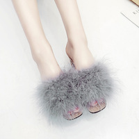 2017 New Style Fluffy Faux Fur