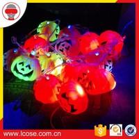 Strange lights for Halloween Decoration color changing LED pumpkin light